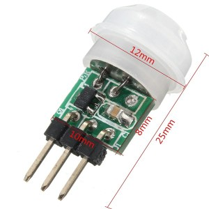 PIR Sensor with 3.3V support