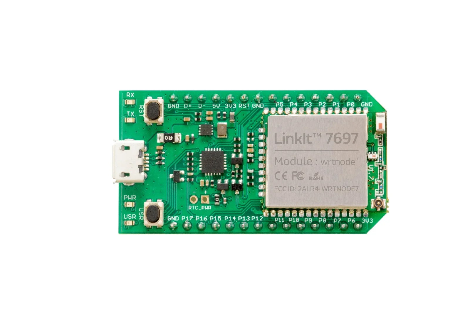 First Steps with the LinkIt 7697 - Squix - TechBlog