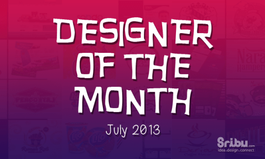 Designer of the Month - July 2013
