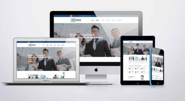website dengan icon library