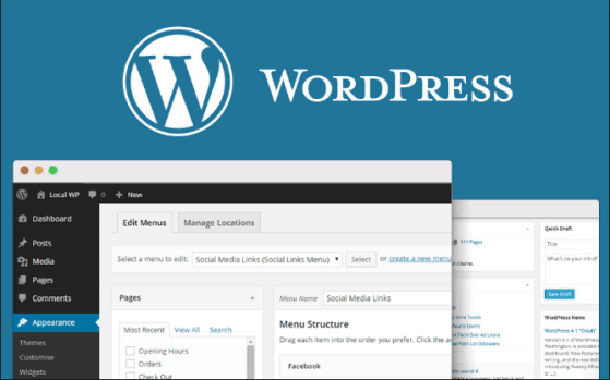 cara membuat website gratis di wordpress