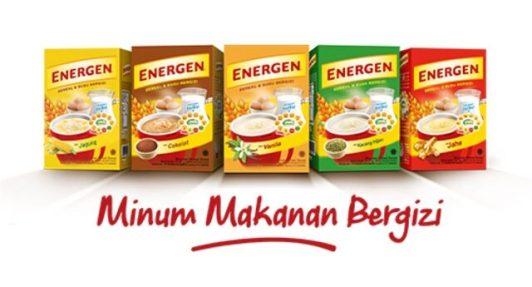 slogan energen sereal