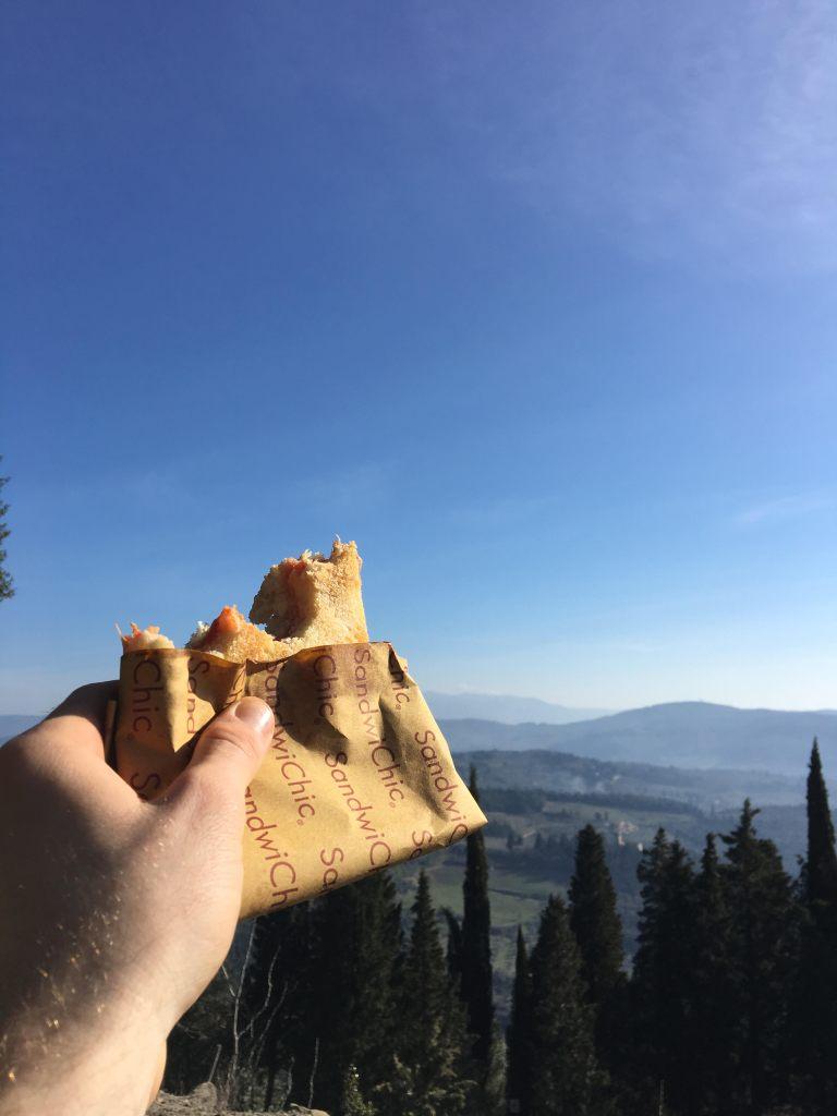 Matt Klein-Sandwich