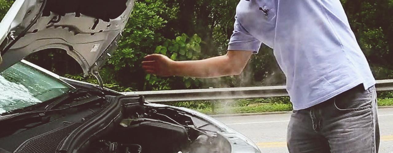 O que fazer quando há o superaquecimento do motor?