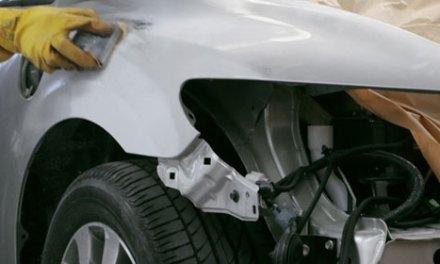 10 dicas de funilaria e pintura para quem bateu ou raspou o carro