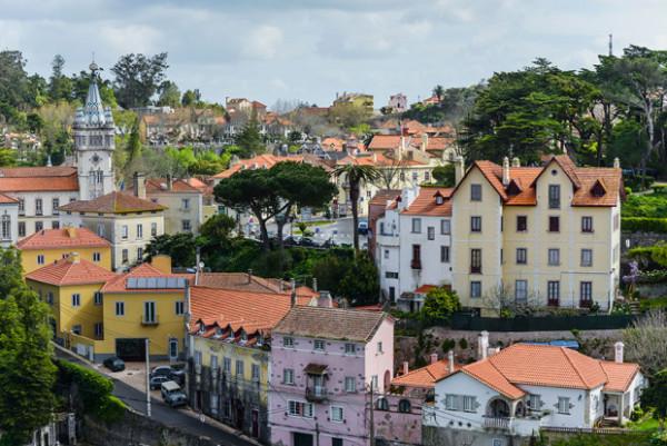 14 - N247/Avenida do Atlântico, de Sintra a Praia das Maças, Portugal