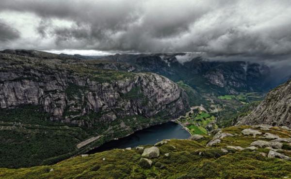 21 - Rodovia Lysebotn, Noruega