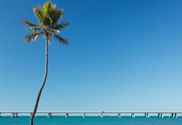 25 - The Overseas Highway, de Long Point Key a Florida Keys, EUA
