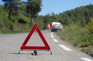 Triângulo emergrência