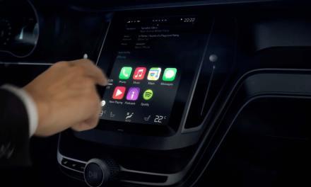 Integração smartphones e carros com Apple Carplay