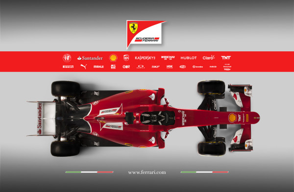 Ferrari SF15-T-03