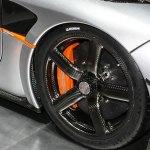 A arte das rodas de Fibra de Carbono da Koenigsegg