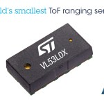 World Record : VL53L0X, the Smallest Time-of-Flight Sensor Gets More Powerful