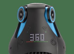 Giroptic's 360cam