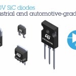 1200 V SiC Diodes: Record Efficiency Now Qualified for Automobiles, From 2 A to 40 A