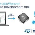 STM32-AudioWeaver: Audio Development Tool