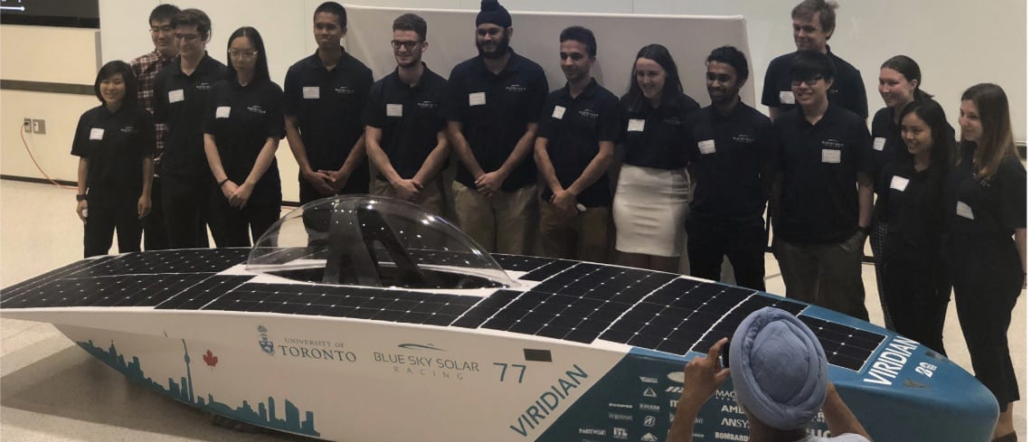 STM32L4 and STM32H7 in a Solar Car Cross the Finish Line in Australia