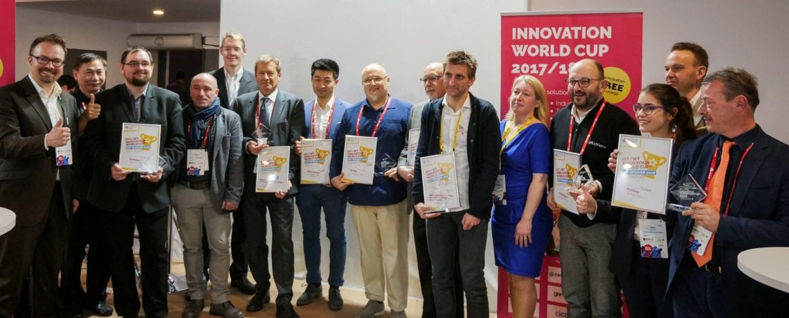IoT World Cup Winners Provide Inspiration with Products