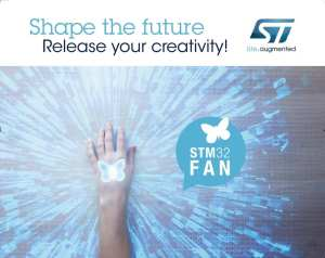 STM32 by ST
