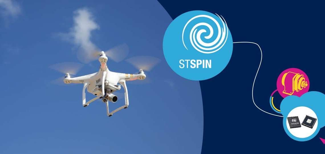 STSPIN32F0(A): First Versatile Motor Controls with Embedded ST MCU