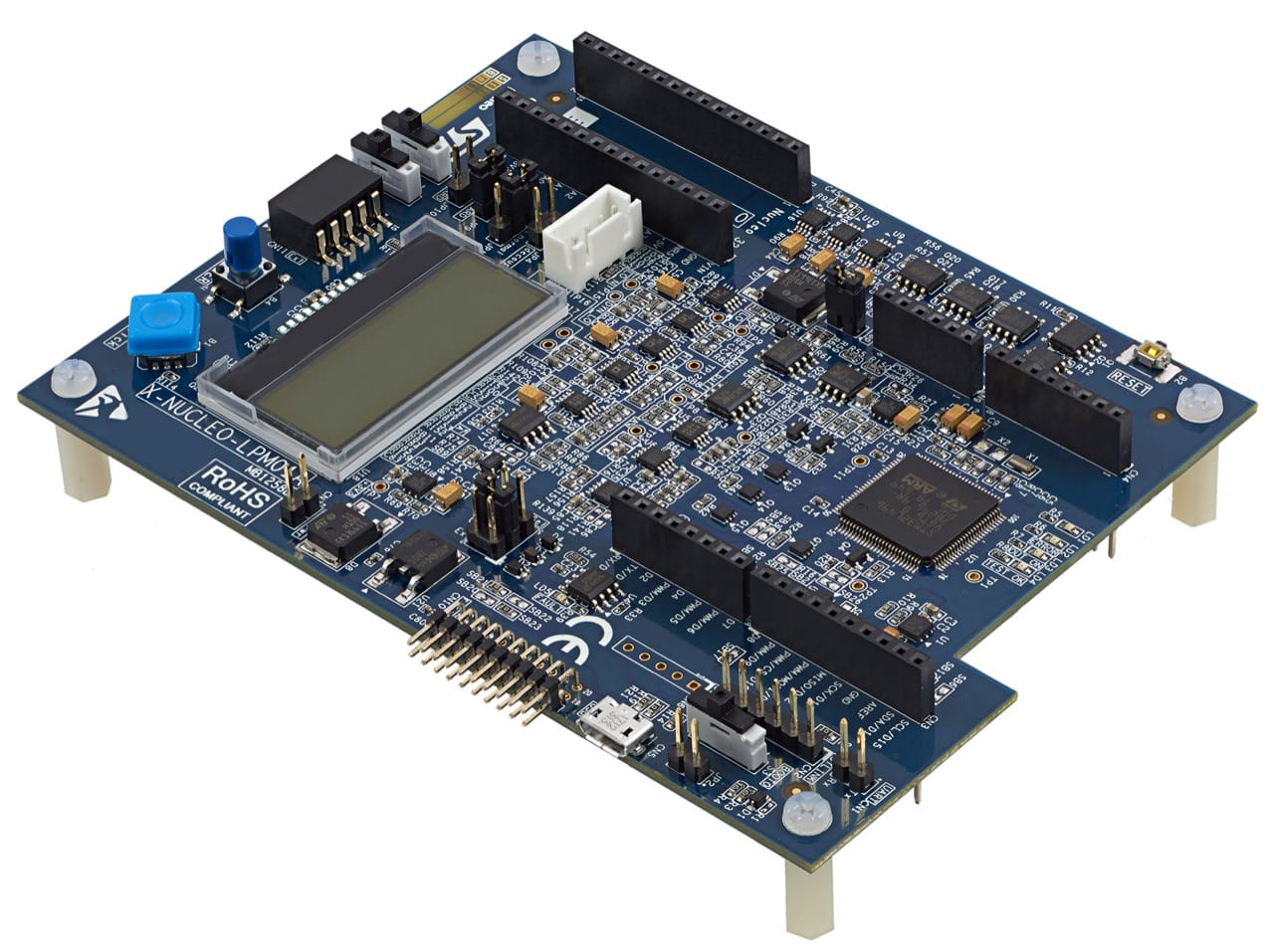 STM32 Power Shield: The New Reference for Ultra-Low-Power Measurements