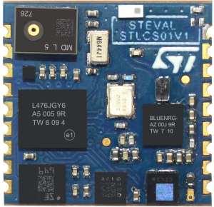 A SensorTile module