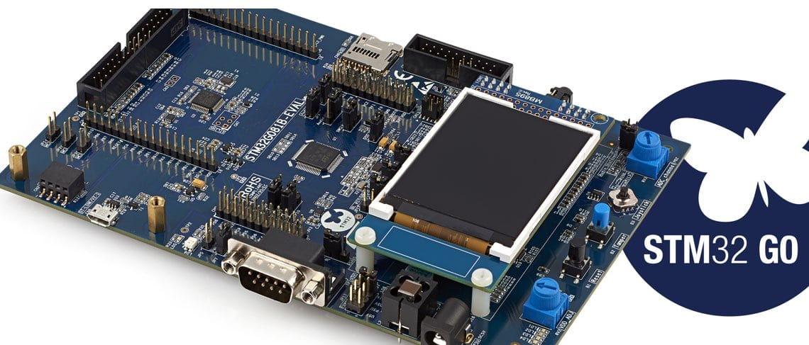STM32G0: 1st Mainstream 90 nm MCU, One Power Line, So Many