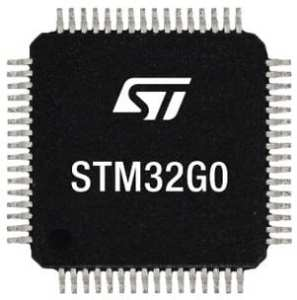 The new STM32G0