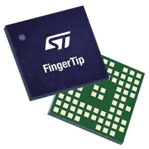 The FingerTip Touch Screen Controller