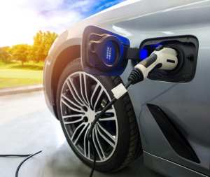 Charging an electric car