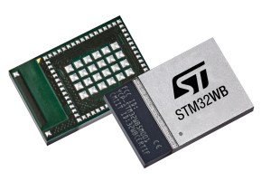 The STM32WB55MMG