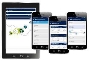 The IGBT-Finder app on mobile devices