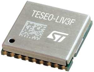 The TESEO-LIV3F