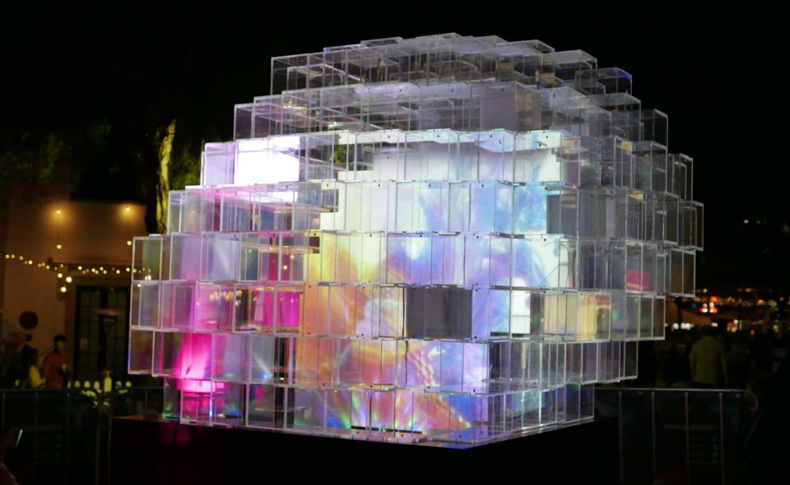"Idea to Creation: Architect of ""Light of Thoughts"" Talks"