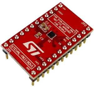 The STEVAL-MKI190V1 evaluation board