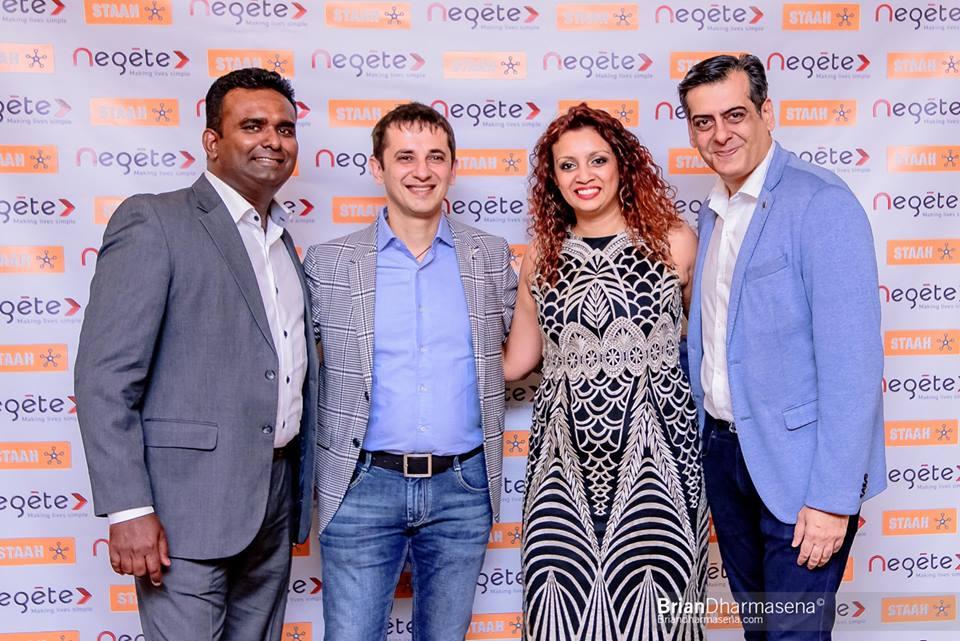 Staah Negete Partnership