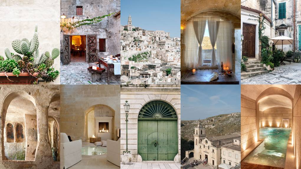 Matera, Italy - STAAH
