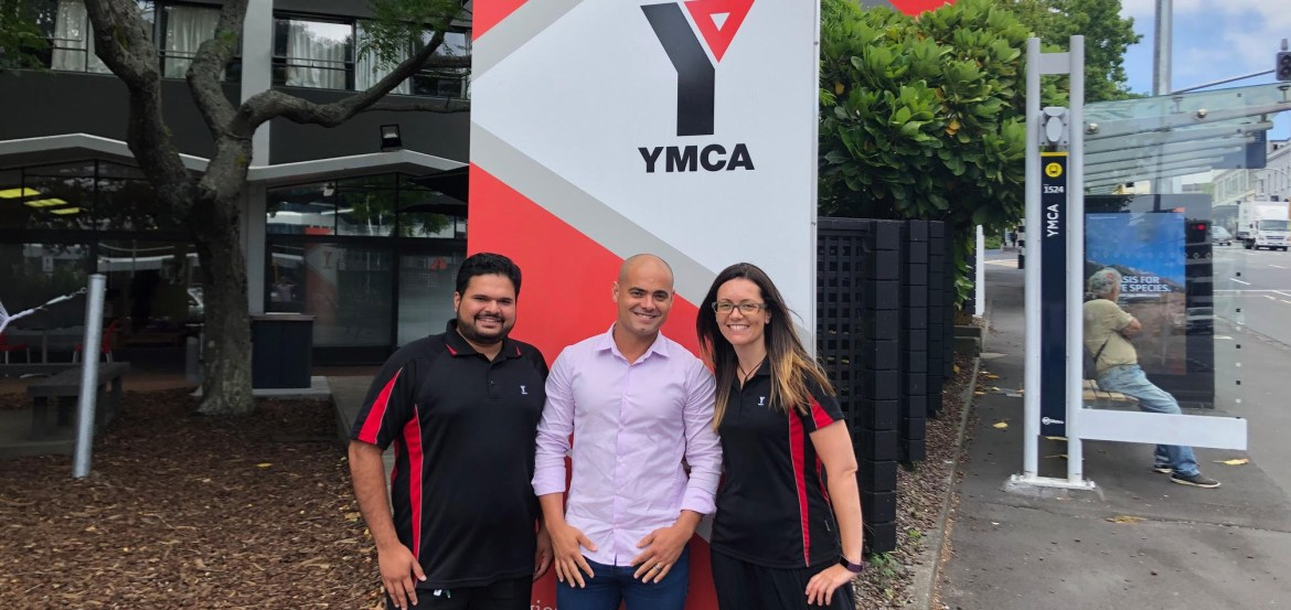 YMCA Connect With STAAH
