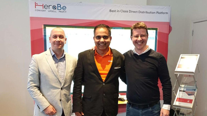 Partnership with Herobe