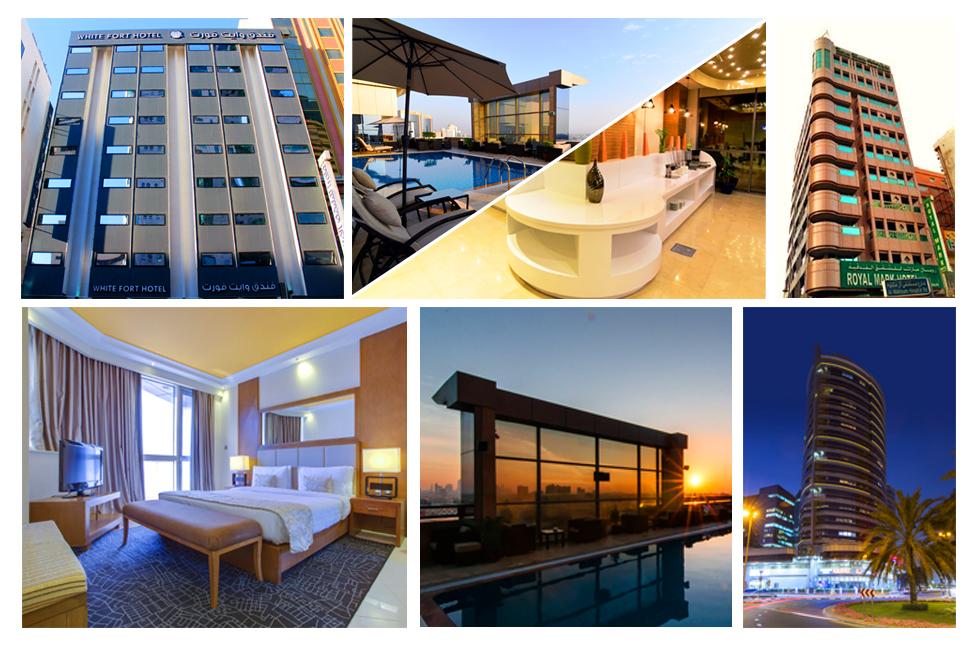 Four Apple Hotels Dubai