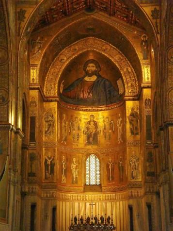 ...in der Kathedrale von Monreale