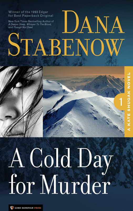 Cover: A Cold Day for Murder