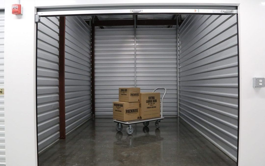 Can I Begin My Contractor Business Without a Storage Unit?