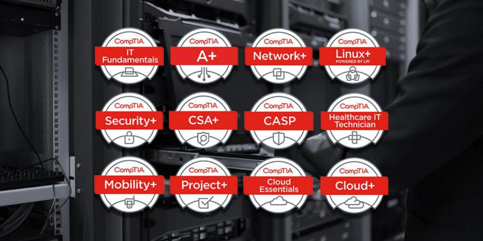 Earn a CompTIA Certification for Under $5 a Course