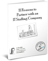 11 Reasons to Partner with an IT Staffing Company
