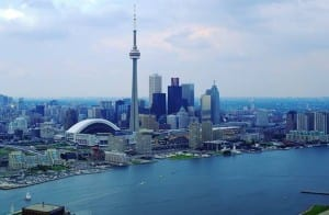 CN Tower Toronto Harbourfront