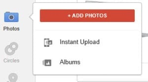 Use Google Instant Upload to Share Videos and Images