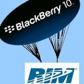 Blackberry 10 is the parchute that will save RIM