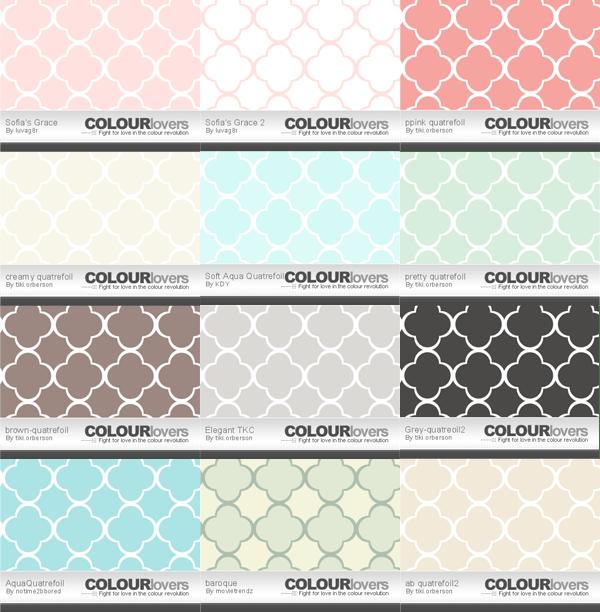 free quatrefoil patterns, free patterns, quatrefoil, blog backgrounds, blog patterns, blogger backgrounds, blogspot backgrounds