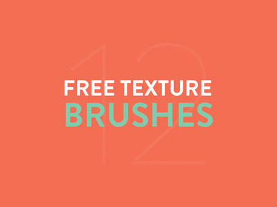 Free Subtle Textures Brushes